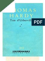 Thomas Hardy - Tess d'Urberville vol1(v1.0).doc