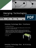 emertging tech
