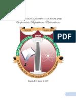PEI CORPORACIÒN UNIVERSITARIA REPUBLICANA