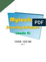 MyLocker User Manual v1.1 (Mode 8)