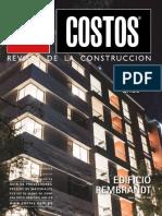 Revista Costos de la construccion.
