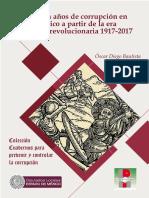 100 Años de Corrupcion en Mexico Cuaderno_2_2017