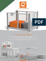 Catari Scaffolding Universal Pallet