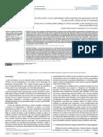 O Uso Do Dicionário Como Estratégia Metacognitiva de Aquisição Lexical
