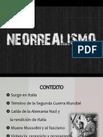 Neorrealismos