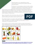 Qué Es Una Fruta y Qué Es Una Verdura