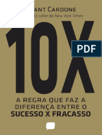 10X_ A regra que faz diferença entre o sucesso X fracasso - Grant Cardone (1)
