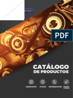 Catalogo Cambio p66, 2019