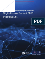 Digital News Report Portugal 2018