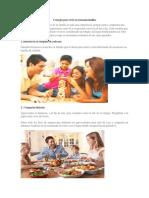 Consejos Para Vivir en Armonía Familiar-tutoria
