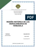 Rh Hidrocarburosi