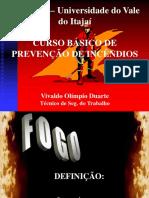 Curso Basico de Prevencao de Incendios (2)