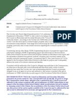 Providence Public Schools Recommendation