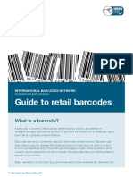 Guide to Retail Barcodes Philippines