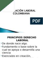 Legislacion Laboral Colombia