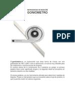 El Goniometro