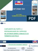 RESPONSABILIDADES TORMENTAS ELECTRICAS