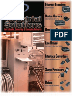 Industrial Networking Solutions Guide