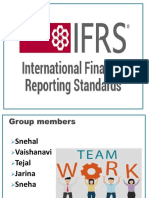 Financial accounting IFRS Presentation