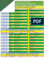 13 Julio Fixture Publicar