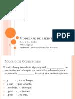 Modelaje de Ejercicios PSU