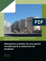 simulacion de Biodiesel