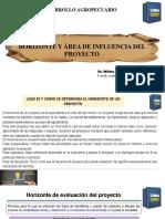 SEMANA IX- Horizonte y Area de Influecia - Copia (1)