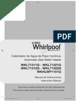 Use Care Manual Wkl713 Wkhlw w10804710