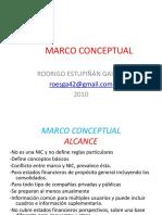 Marco Conceptual Niif Para Pymes