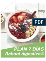 Plan 7 Di as Reboot Digestivo Abril 2019