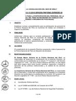 DIRECTIVA N°14-15-2016-DIRGEN-PNP/EMG-DIRINDES-B