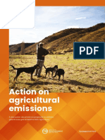 Action on Agricultural Emissions Discussion Do