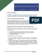LINEAMIENTOS AMBIENTALES-INSPECCIONES
