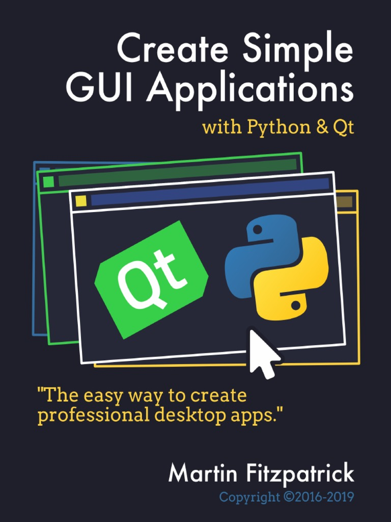 Create Simple Gui Applications | Software | System Software