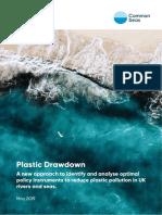 Plastic Drawdown UK Analysis