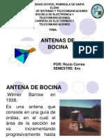 Antena de Bocina