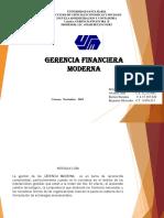 Presentación Gerencia Financiera II