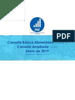 Pablo La Canasta Básica