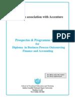 Bpo Programme