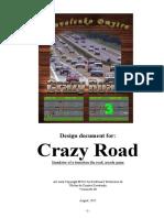 GDD - Crazy Road