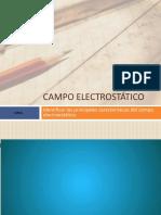 Campo Electroestático 2019