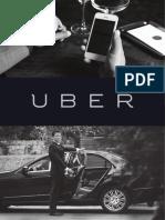 The Uber Brand Identity