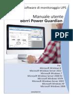 Manuale B Power Guardian ITA