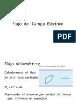 Flujo  de   Campo  Eléctrico.pptx