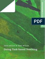 85002827 Doing Task Based Teaching Willis Dave Willis Jane