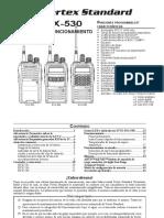 Vertex Standar EVX-530