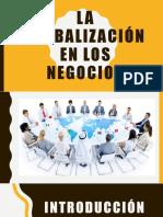 La Globalización en Los Negocios PW