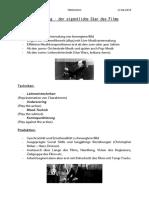 Referat TM Filmscoring (german)