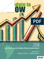 Latin America and Caribean Innovation