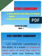 21st Century Leadership